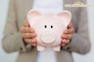 More financial savings