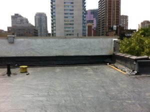 commercial roof epdm