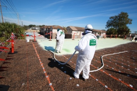 TTR roofing provider