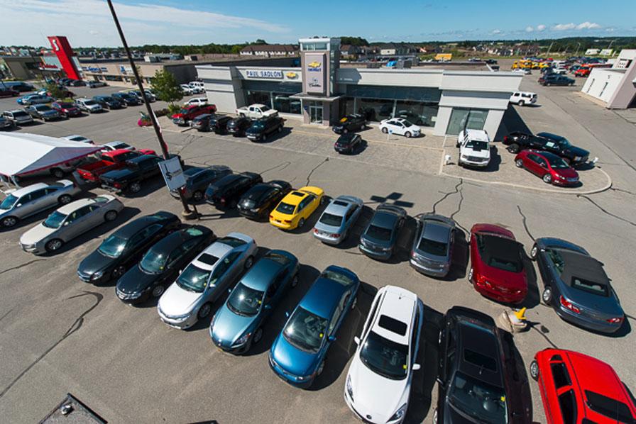 Paul Sadlon Motors in Ontario