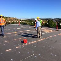 Commercial Roofing Insulation