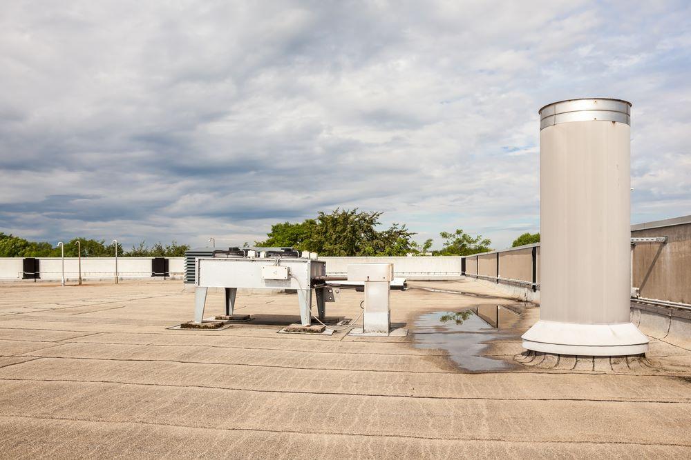 Commercial Roof Repair in Brampton