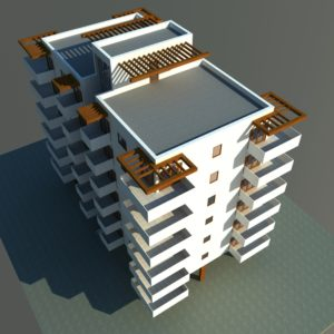 EDPM roofing installation
