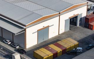 industrial roof