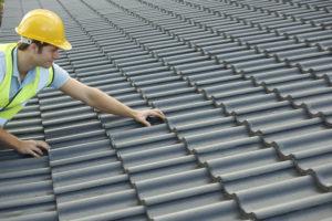 tile roof restoration service