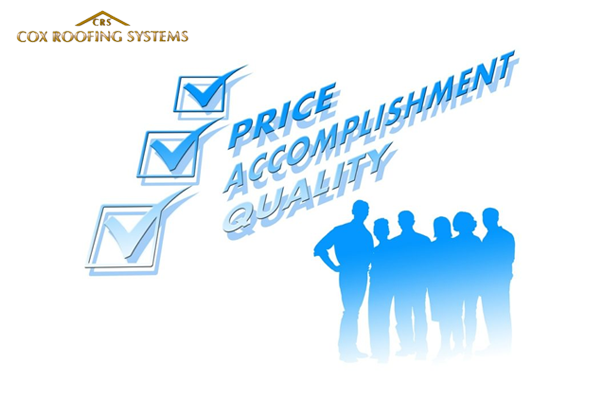 Price, Accomplishment, Quality