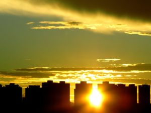 uv rays of the sun