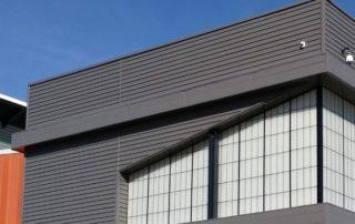 modern flat roof design