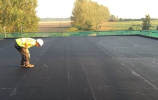 Rubber Roof Inspections