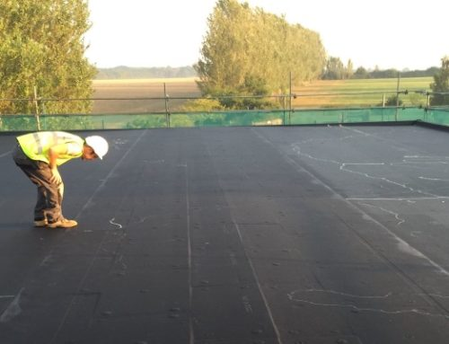 Five Advantages of EPDM Roof Coating System