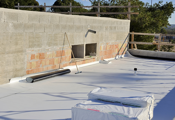 what is a TPO roofing system